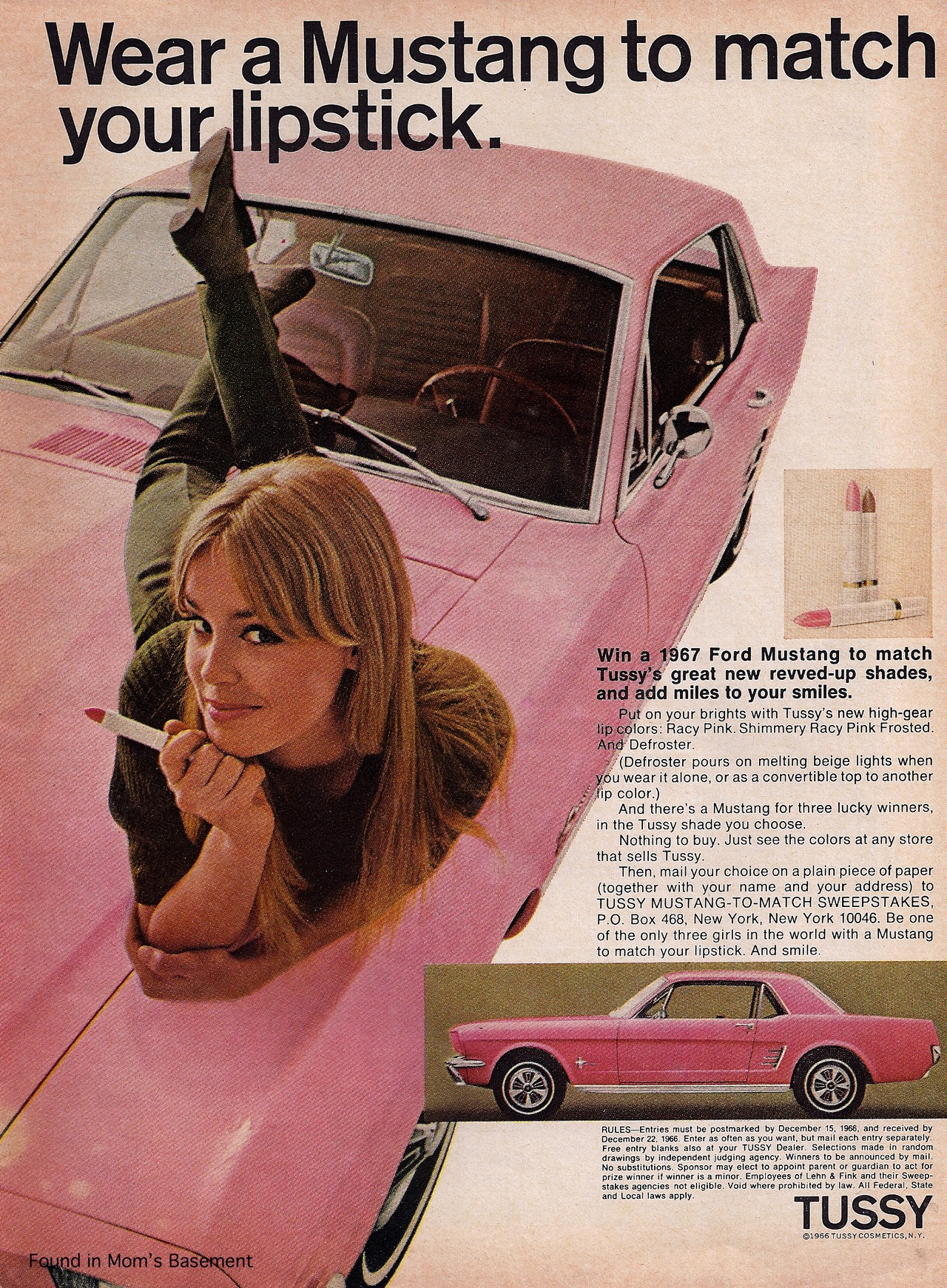 How the auto industry used to think of women.